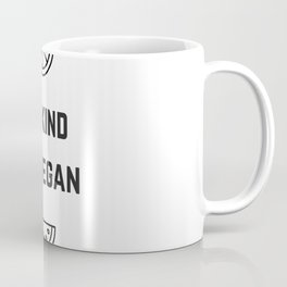 BE KIND - GO VEGAN Coffee Mug