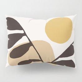 Abstraction_Bohemian_Plant_SUN_ART_Minimalism_002B Pillow Sham