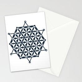 Flower of Life, Sacred Geometry Stationery Cards