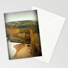 Gigantic limestone Cliffs Stationery Cards
