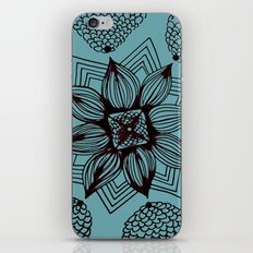 Flowering iPhone Skin