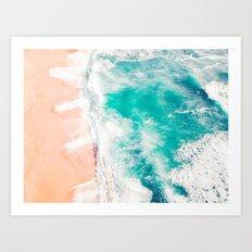 Lovely Tropics Art Print