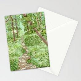 Trail Walk Stationery Cards