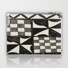 Tapa Cloth | Pacifica Patterns | Tribal Art Laptop & iPad Skin