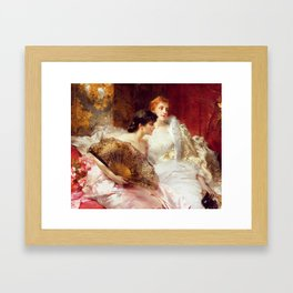 After the Ball Framed Art Print