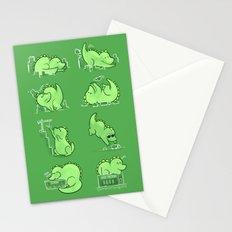 Gawwwzillawww Stationery Cards