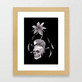 Spring Emergence Framed Art Print