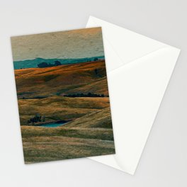 The Beauty of Nothing and Nowhere Stationery Cards