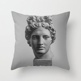 The Minimalist Poster Design #1 Throw Pillow