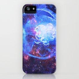MEDUZA IN SPACE iPhone Case