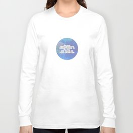 Mysterious Something Long Sleeve T-shirt