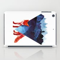 road iPad Cases featuring Risky road by Robert Farkas