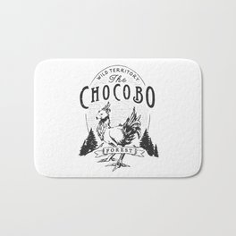 Chocobo Forest - Vintage Bath Mat