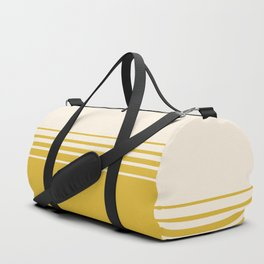 Marigold & Crème Gradient Duffle Bag