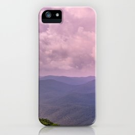 Smoky Mountain National Park -  96/365 Nature Photography iPhone Case