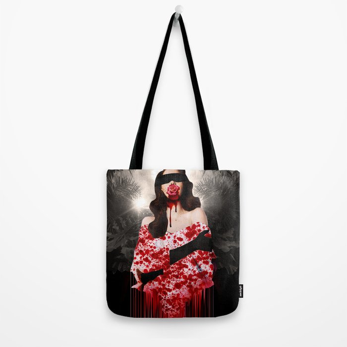 Trouble In Acapulco Tote Bag