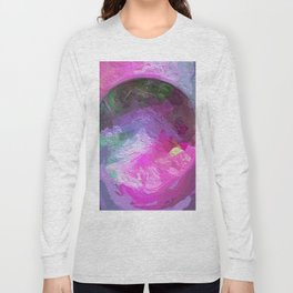 Abstract Mandala 215 Long Sleeve T-shirt