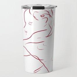 Face 2 Travel Mug