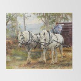 Shire Stroll Throw Blanket