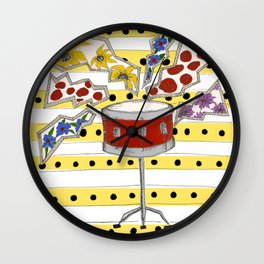 Beats Wall Clock