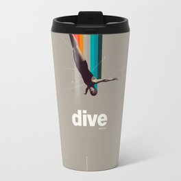Dive Into My Soul Travel Mug