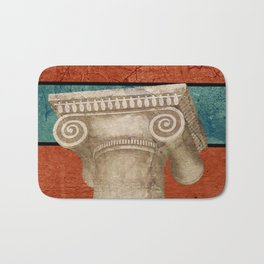 Pillar of Rome Bath Mat