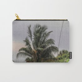 The Wild Palm Tree Carry-All Pouch
