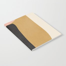 Abstract Shapes 34 Notebook