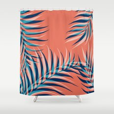 Palms Vision III #society6 #decor #buyart Shower Curtain