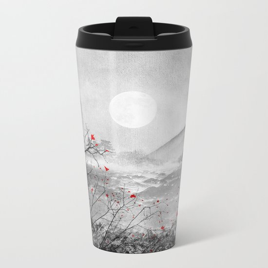 The red sounds and poems, Chapter II Metal Travel Mug