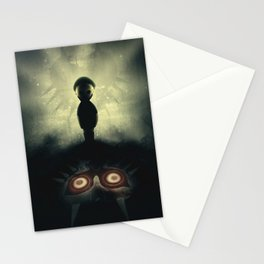 Ben Drowned/You Shouldn't Have Done That Stationery Cards