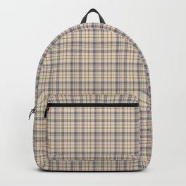 Heavenly Tartan Backpack