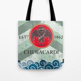 Chewacardi Tote Bag
