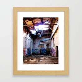 Globe Trading Co. Ruin 01 Framed Art Print