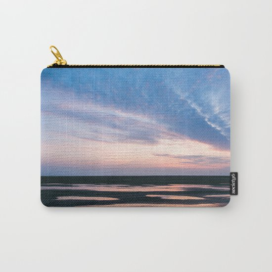 Cross My Mind Carry-All Pouch