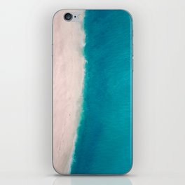 Beach + Sea iPhone Skin