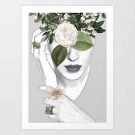 Natural beauty 2a Art Print