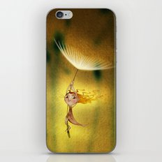 Flying iPhone & iPod Skin
