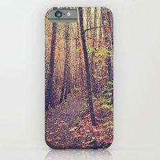 Fall Trail iPhone 6s Slim Case
