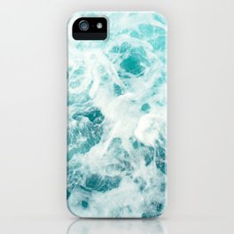 Ocean Sea Waves iPhone Case
