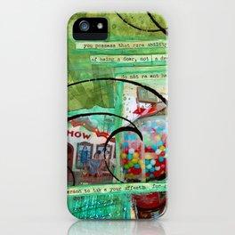 sideshow iPhone Case