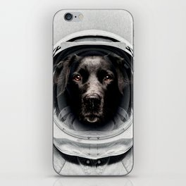 Pluto Astro Dog iPhone Skin