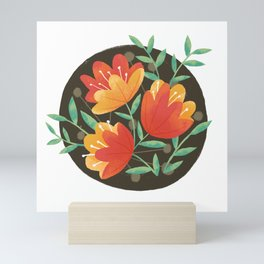 Afternoon Blossoms Mini Art Print