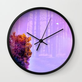 """""""It Doesn't Matter Who Is In Front Of Her. As Long As She Knows Who Is Behind Her."""" Wall Clock"""