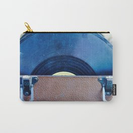 Vintage Albums in Case, Photo, Color Carry-All Pouch