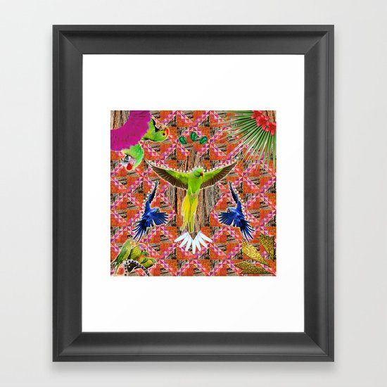 ▲ GAWONII ▲ Framed Art Print
