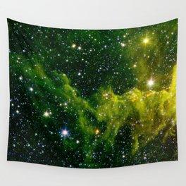 Spider Nebula I Constellation Auriga Space Galaxy Wall Tapestry