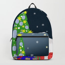 Azalee 1st Christmas Backpack