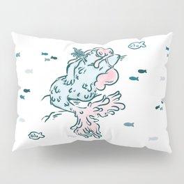 Seaweed & chill Pillow Sham