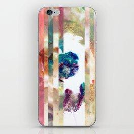 Devon Deville's Nipple Collage iPhone Skin
